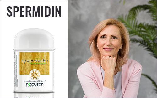 Spermidin von Nobusan unterstützt Vitalität und Schönheit bis ins hohe Alter
