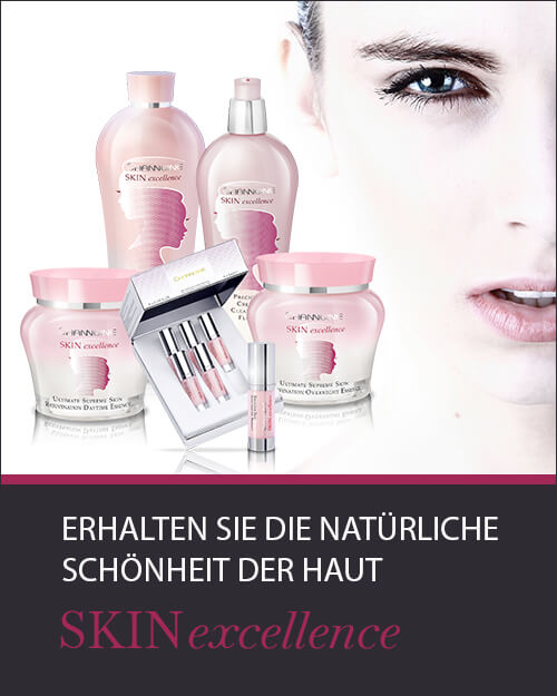 24skin Luxuriöse Hautpflege Skin Excellence der Channoine Kosmetik online kaufen