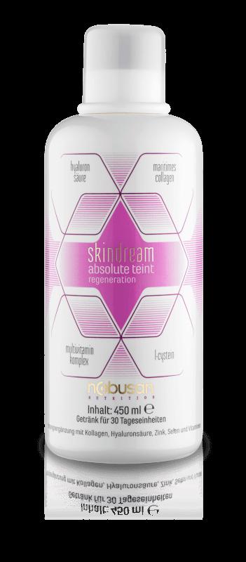 Jetzt probieren: Nobusan SkinDream - Absolute Teint Regeneration Cure!